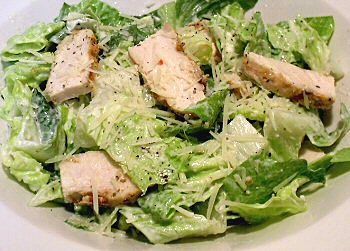 chickencaesarsalad